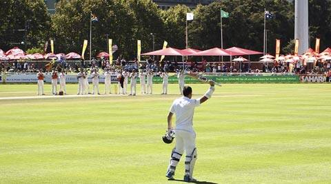Graeme Smith announced his retirement during the third and final Test against Australia in Cape Town last week (Reuters)