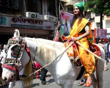 Gudi Padwa celebrations begin