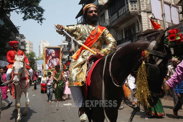 Gudi Padwa is also considered as the harvest festival. This is also the time when mangoes and fruits are harvested. (IE Photo: Pradip Das)