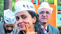AAP candidate Gul Panag steps up campaign for Lok Sabha polls