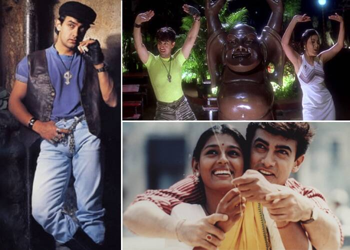In 1998, he was then seen in 'Ghulam', for which he also did playback singing. It did very well at the box office and was declared a 'big hit' launching the career of Rani Mukerji. Another much talked about release of 1998 was Deepa Mehta's 'Earth', which was about the period before and after the partition of India in 1947.