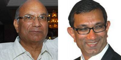 MM Gupta and Sanjay Gupta