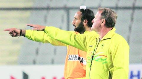 Sardar Singh-led India will play the World Cup starting May 31.