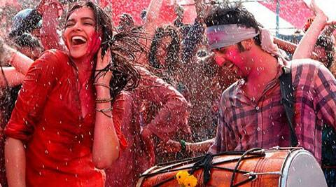 Holi Bollywood