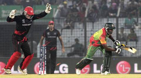 Bangladesh lost to Hong Kong for the first time on Thursday but qualified for the World T20 main draw on run rate.