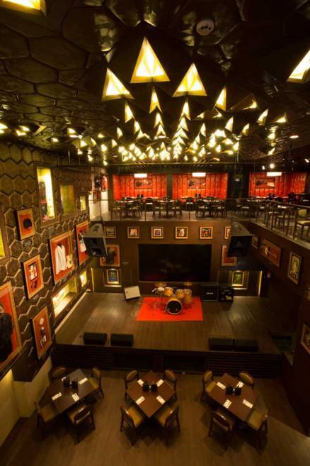 Hard Rock Cafe opens in 'Cyber City' Gurgaon