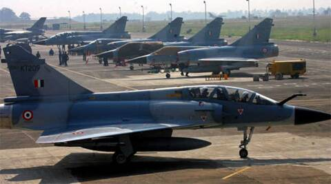 IAF officials said the force has a chain of radars deployed in Andaman and Nicobar island territories to keep a watch on activities in that region. (Reuters)
