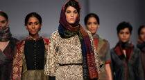 Paromita Banerjee's tribute to Indian handloom at WLIFW 2014