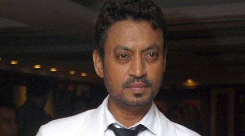 Irrfan Khan for the first time confirms his presence in the film.