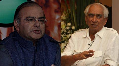 Arun Jaitley said it is unfortunate that the party could not accommodate Jaswant Singh. (Express Archive)