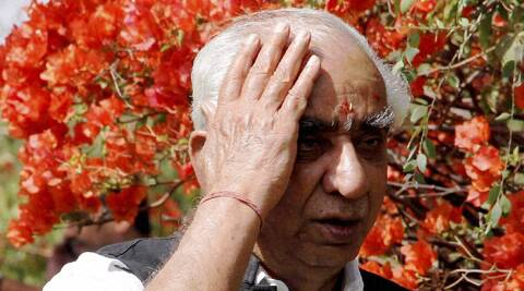 Expelled veteran BJP leader Jaswant Singh. (AP)