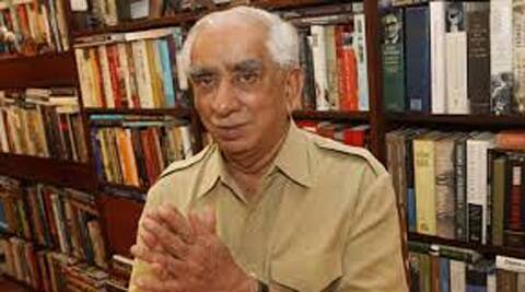 Jaswant has, however, not taken a decision yet on quitting the party. (Express Archive)