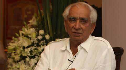 Jaswant was elected to the Lok Sabha from Darjeeling in 2009. (Express Archive)
