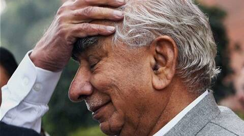 BJP had on Saturday expelled Jaswant Singh for six years for contesting as an Independent. (PTI)