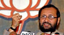 Javdekar files Rajya Sabha nomination from MP