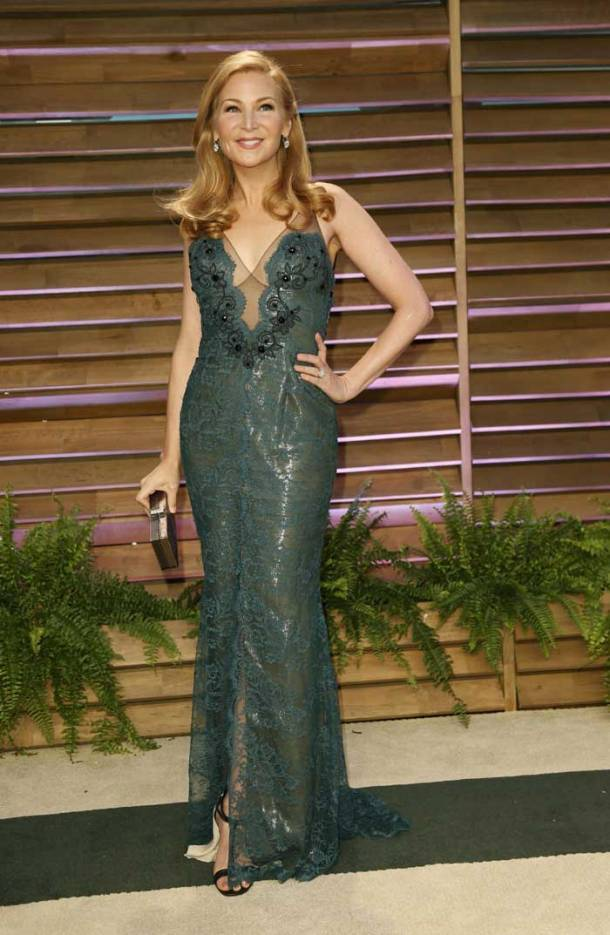 Oscars 2014: Miranda Kerr, Britney Spears at Vanity Fair party