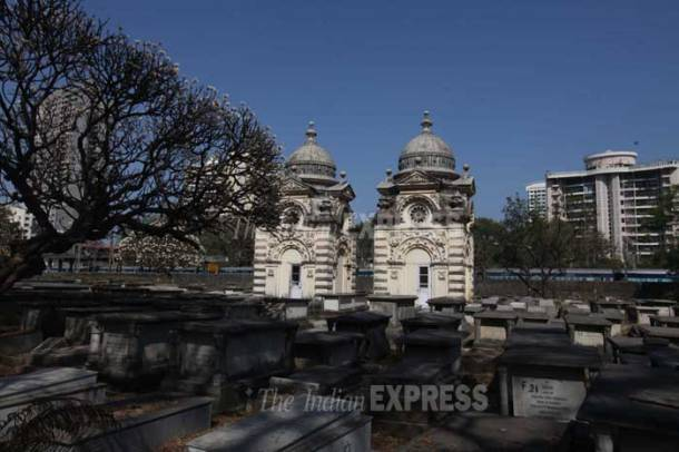 Thousands of miles away from homeland, Jewish cemetery in Mumbai
