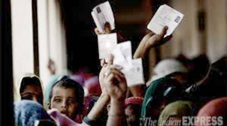 EC officials in the state are leaving no stone unturned to increase the turnout in three-phase Lok Sabha elections for the 14 seats in Jharkhand.
