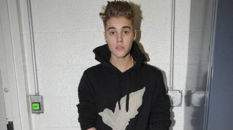 it is believed that the tresspasser is one of millions who follow Bieber on Twitter. (Reuters)
