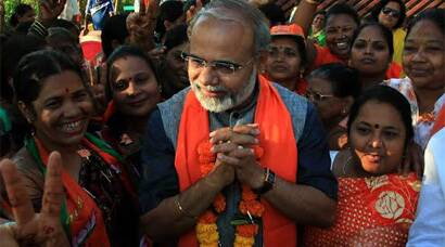 Narendra Modi's look alike turns a crowd-puller for BJP