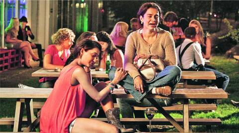 . Queen is a significant Bollywood marker, a film that is intensely local and gloriously global, with a terrific lead performance by Kangana Ranaut, in a story that bubbles over with real feeling and meaning.
