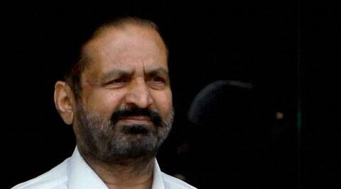Kalmadi rubbished various speculations about his possible candidature as an independent. (PTI)