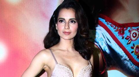 Reportedly, Kangana will play a 35-year-old mother to a 14-year-old paralytic girl in the film which is apparently titled 'Durga Rani Singh'. (Photo: Varinder Chawla)
