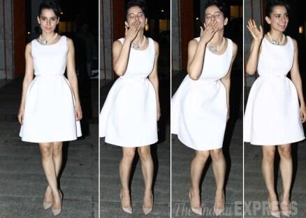 Kangana Ranaut celebrates birthday with Aamir Khan, Kiran Rao, Big B