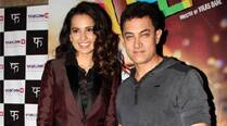Aamir Khan in awe of Kangana Ranaut's 'Queen'