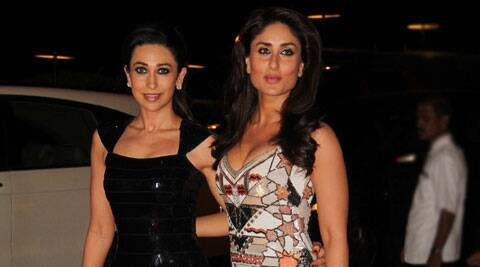 Kareena, 33, feels Karisma is lucky to have a toned body.