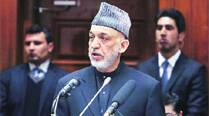 US soldiers can leave, Afghanistan does not need them:Karzai