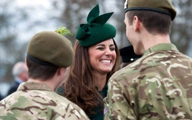 Kate Middleton goes green