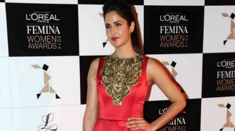 Katrina Kaif says that today women characters in films are strong and are not stereotypical. (Photo: Varinder Chawla)