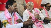 Telangana Congress leaders against any electoral alliance with TRS