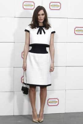 Keira Knightley flaunts insanely tiny waist, here's how