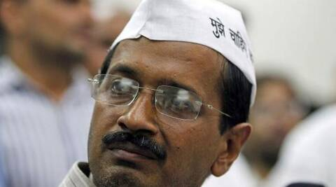 Arvind Kejriwal stopped on way to meet Narendra Modi