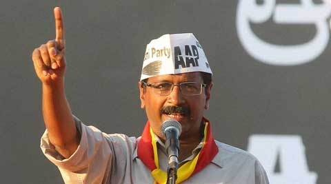 Arvind Kejriwal alleged that government jobs were on sale in Haryana as well as Gujarat. (PTI)