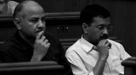 Combative AAP shown the door by Election Commission