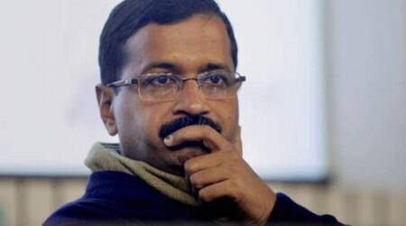 Kejriwal had resigned from the Delhi chief minister's post on February 14. (Source: Express)