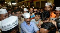 Arvind Kejriwal, AAP supporters booked for chaos during Mumbai visit