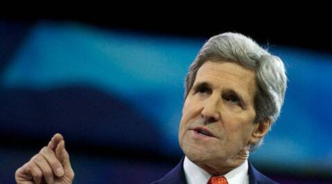 Kerry described relations with India as very vital for the region and the world. (AP)