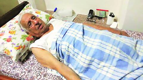 Kersi Adajania is bedridden. Express