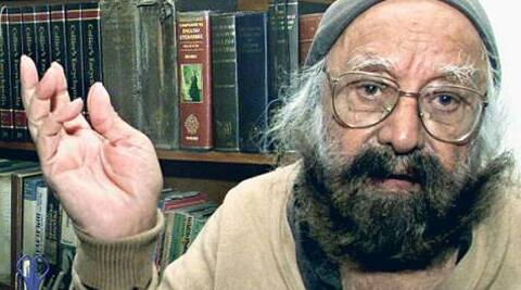 Khushwant Singh wrote on as diverse issues as poetry and politics. (Reuters)
