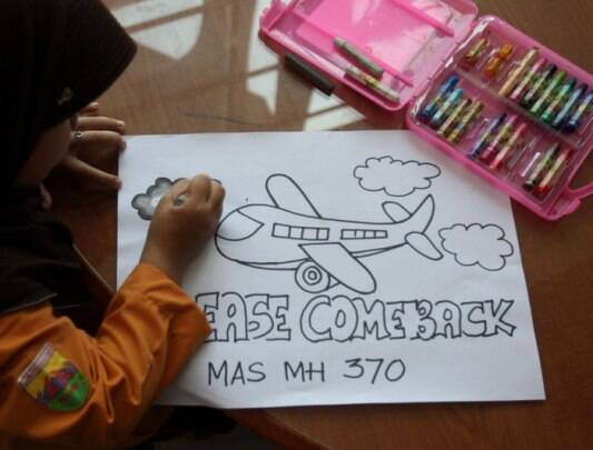 Messages of Hope for MH370