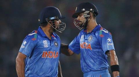 On paper, India's batting line-up is as good as any, especially with Suresh Raina and Virat Kohli firing (AP)