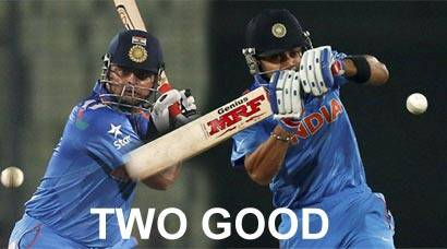 ICC World Twenty20: Virat Kohli, Suresh Raina steal show in comprehensive win