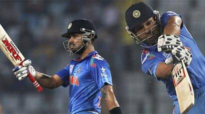Ind vs WI ICC World Twenty20: 2/2 for Amit Mishra, India