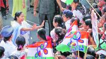 Mamata leaves Women's Day function in a huff