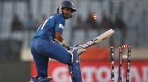 Sri Lanka name 15-man squad for India ODIs