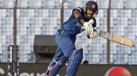 Opener Kusal Perera's assault gave Sri Lanka the tempo at the start of their innings (AP)